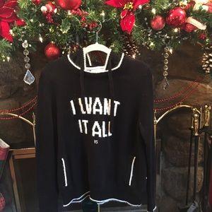 VS Hooded Sweater